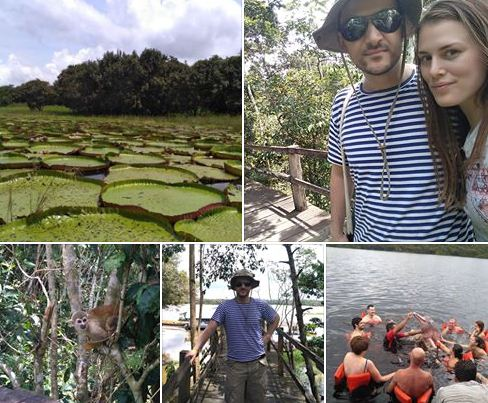amazonia jungle tour